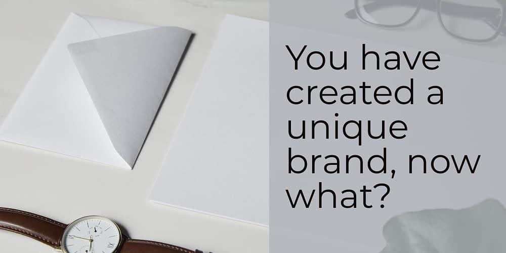 unique brand