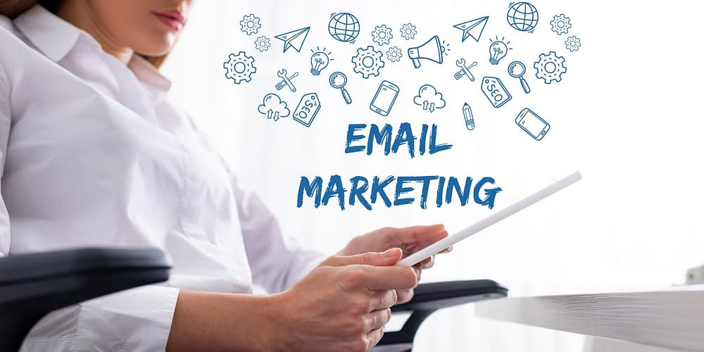 email marketing for lead generation website