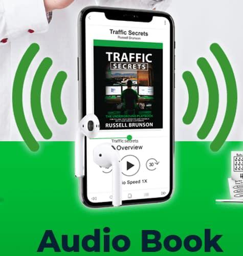 Traffic Secrets audiobook