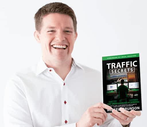 Traffic Secrets Book