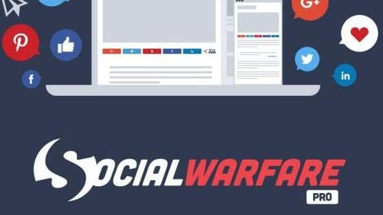 Social Warfare Black Friday Deal