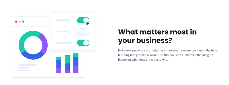 what matters the most to your business?