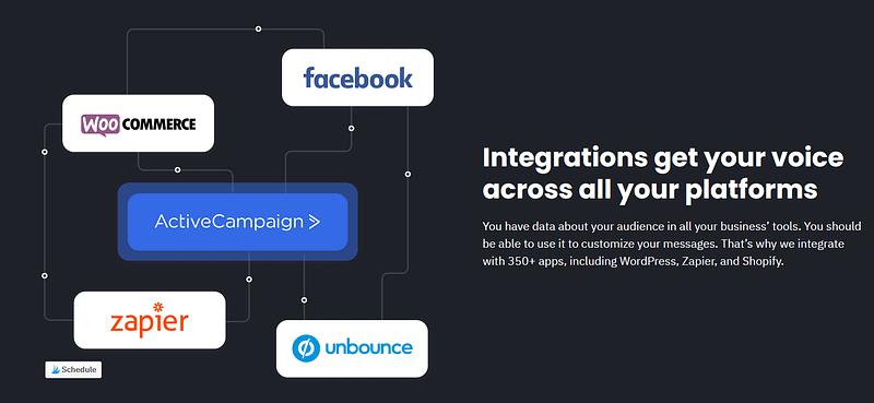 activecampaign social media