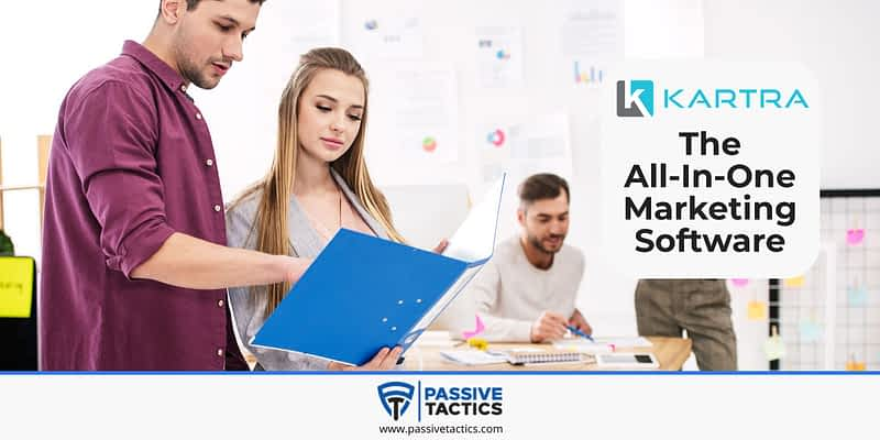 Kartra The All-In-One Marketing Software