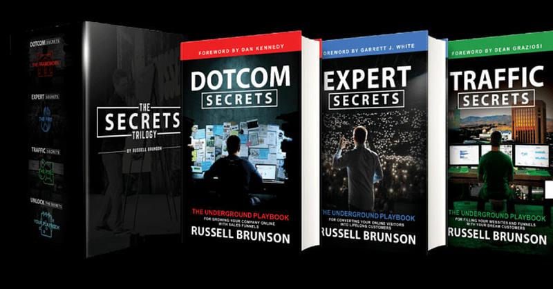 secrets trilogy