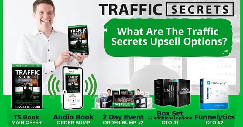 traffic secrets upsells