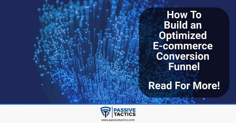 build an e-commerce conversion funnel