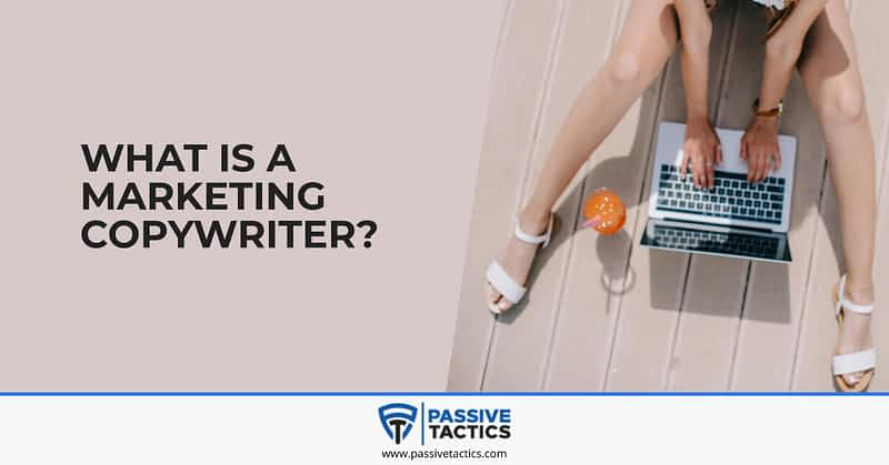 what is a marketing copywriter