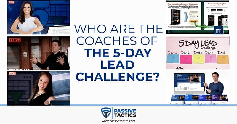 5-day lead challenge