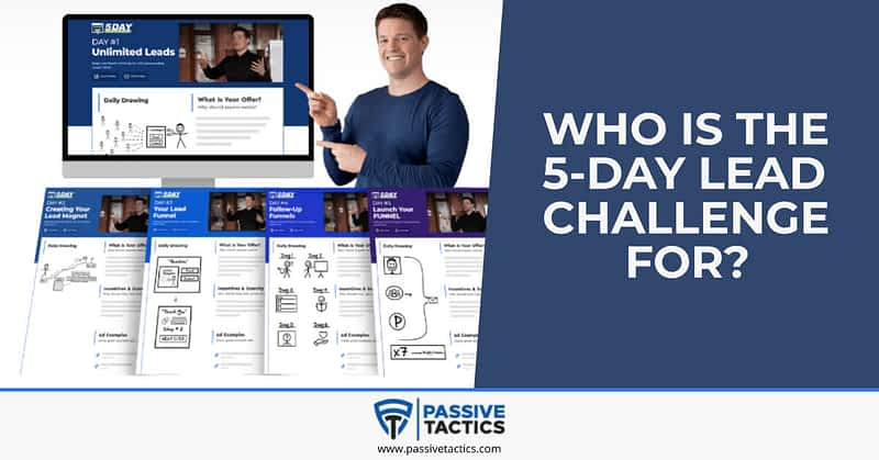 5 day lead challenge russell brunson