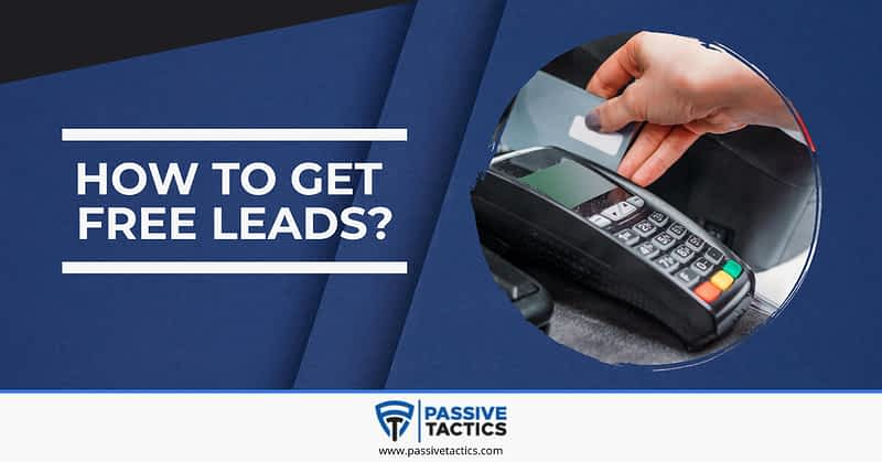 generate leads for sales