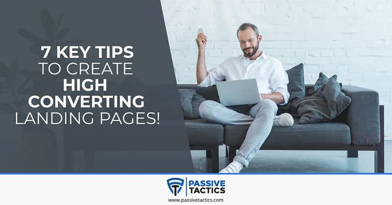 converting landing pages tips