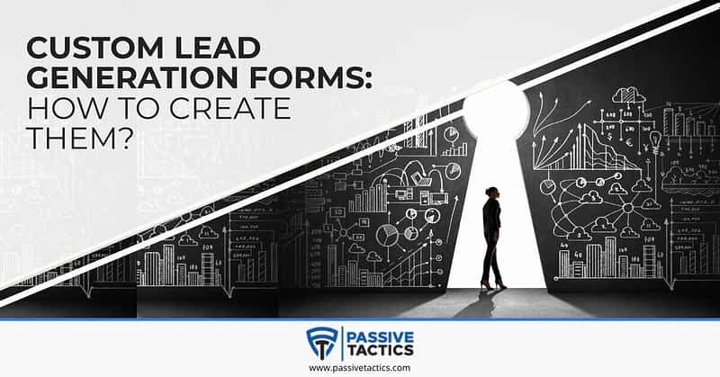 custom lead generation forms