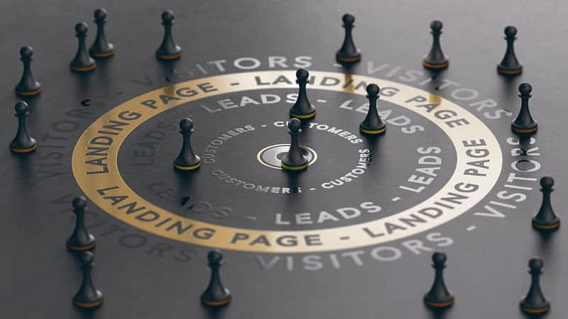 optimize lead generation page