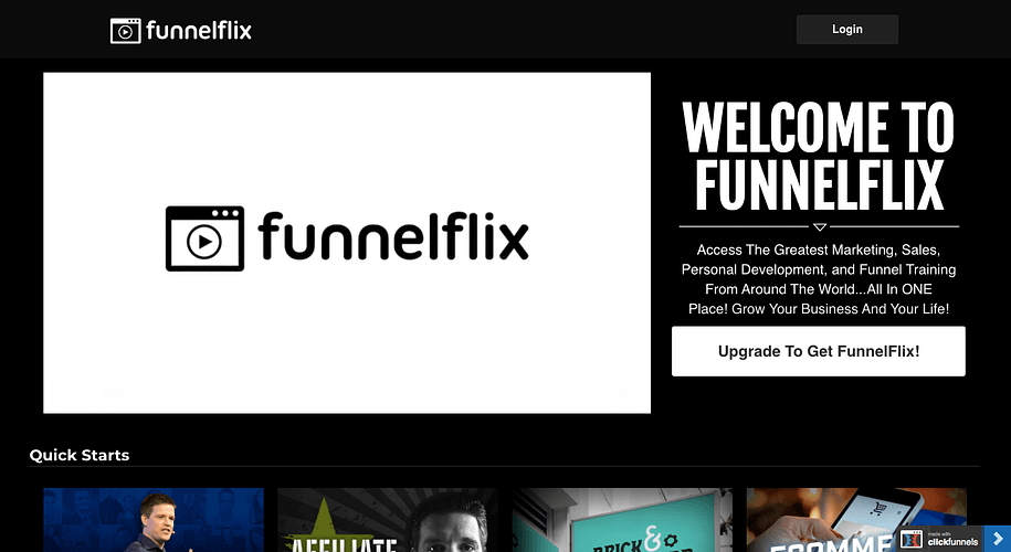 what is funnelflix