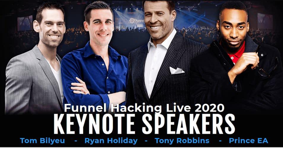 funnel hacking live 2020 speakers