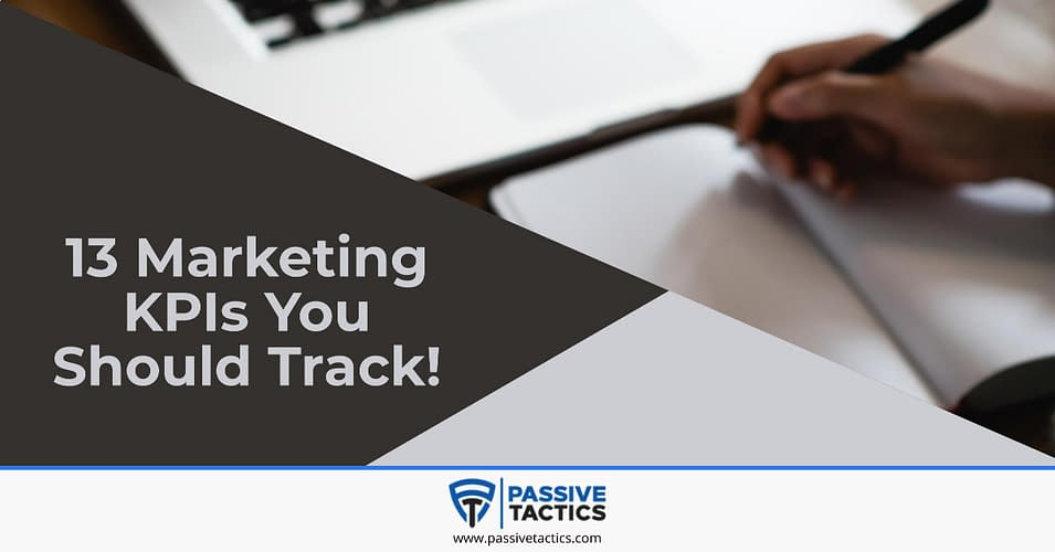 KPIs in marketing