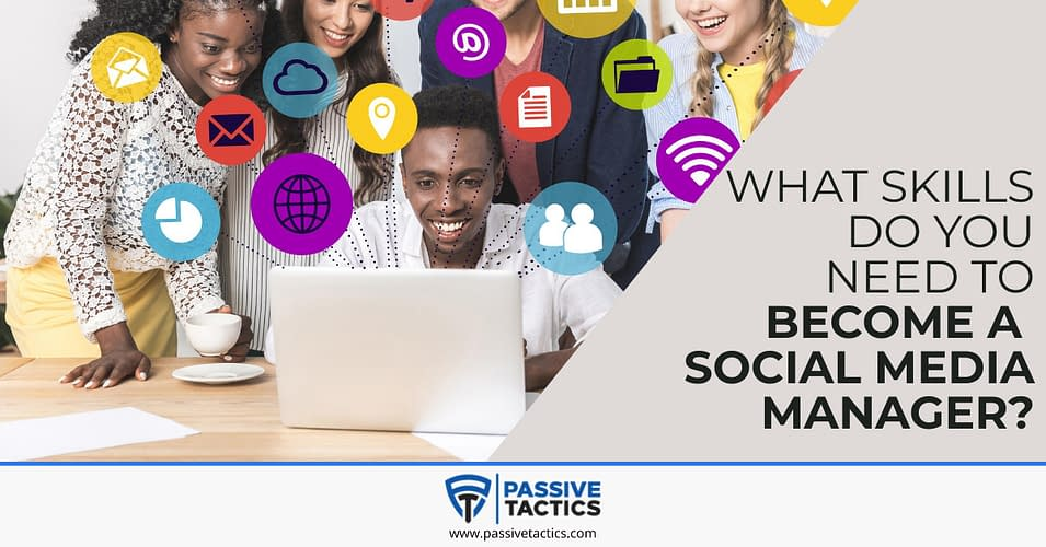 skills to become a social media manager