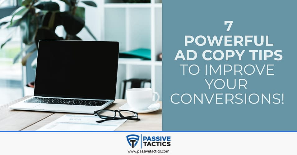 what is ad copy