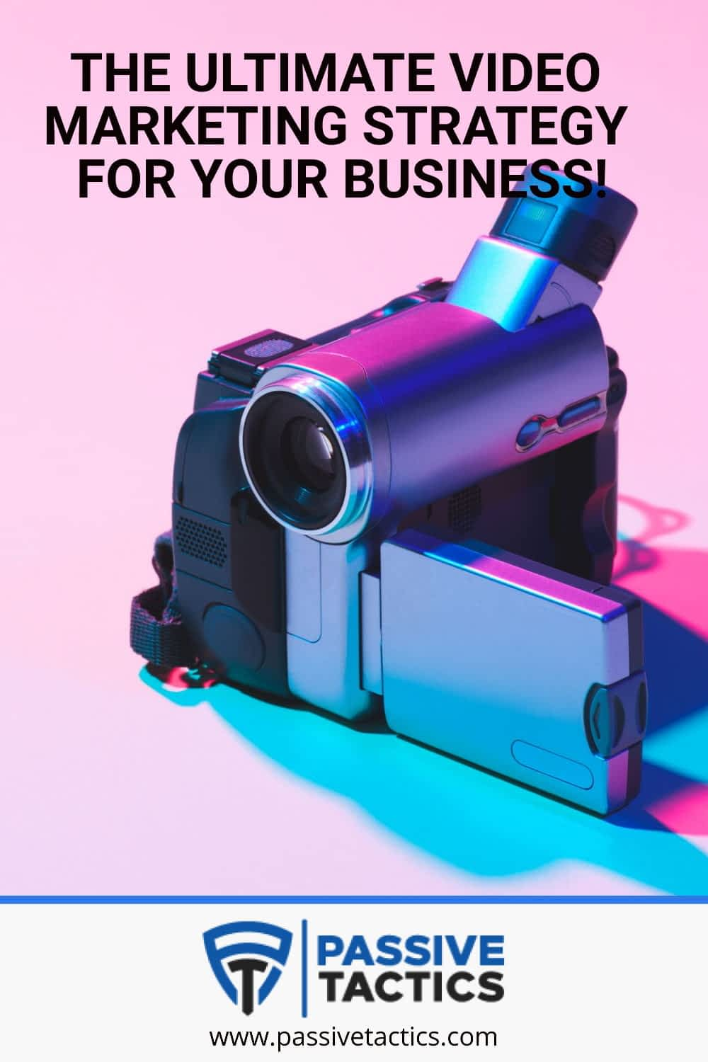 The Ultimate Video Marketing Strategy For Your Business!
