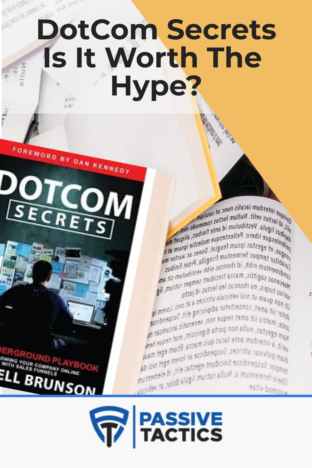 DotCom Secrets Review in 2021: The Ultimate Sales Funnels Guide