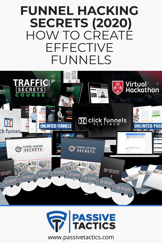 Funnel Hacking Secrets Review (2020) - Create Effective Funnels