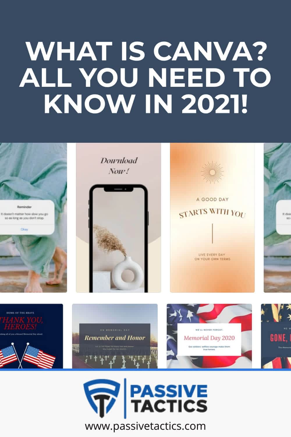 What Is Canva? All You Need To Know In 2021!