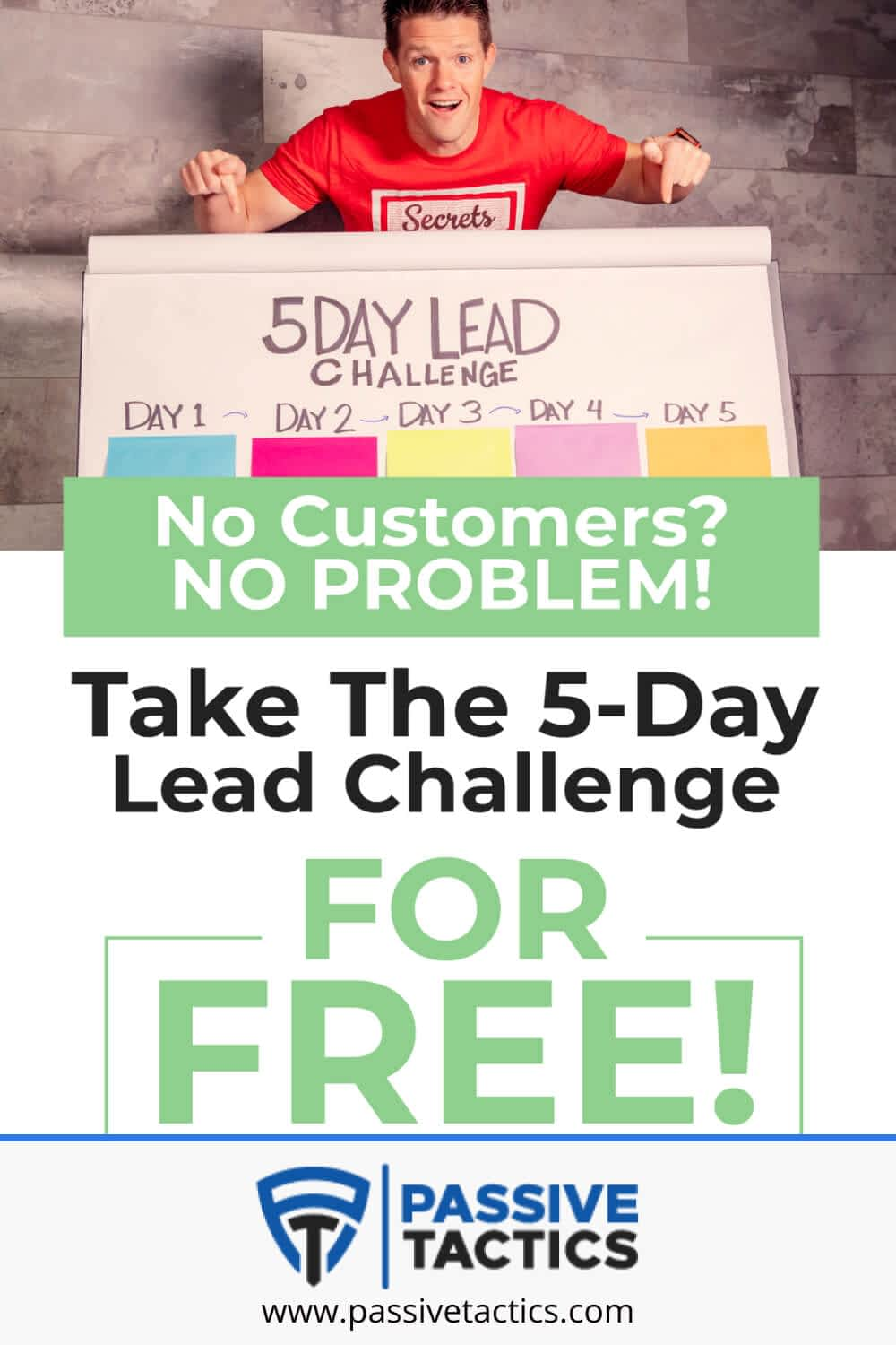 5-Day Lead Challenge By Russell Brunson (Review)