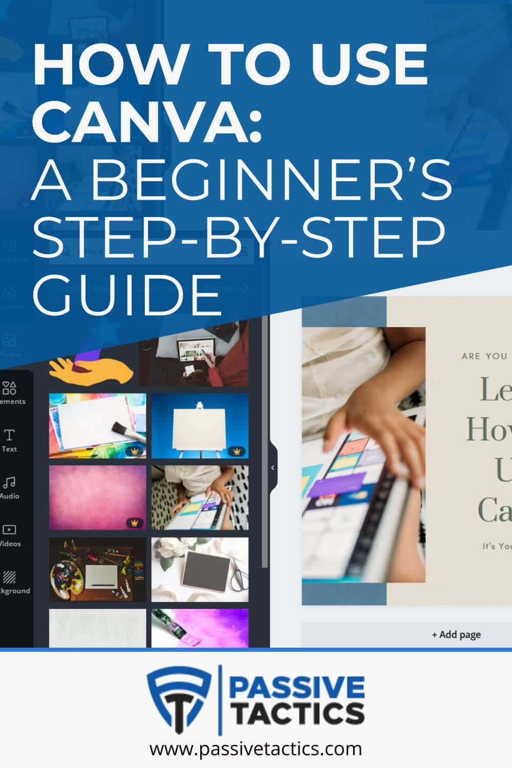 How to Use Canva: A Beginner\'s Step-By-Step Guide