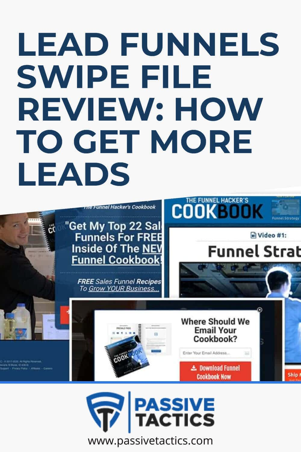Lead Funnels Swipe File Review: How To Get More Leads