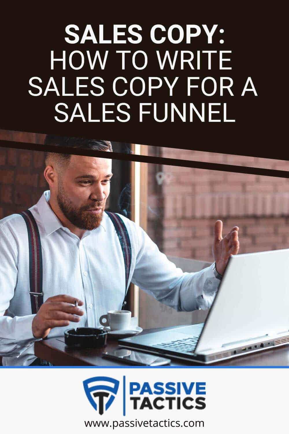 Sales Copy: How To Write Sales Copy For A Sales Funnel