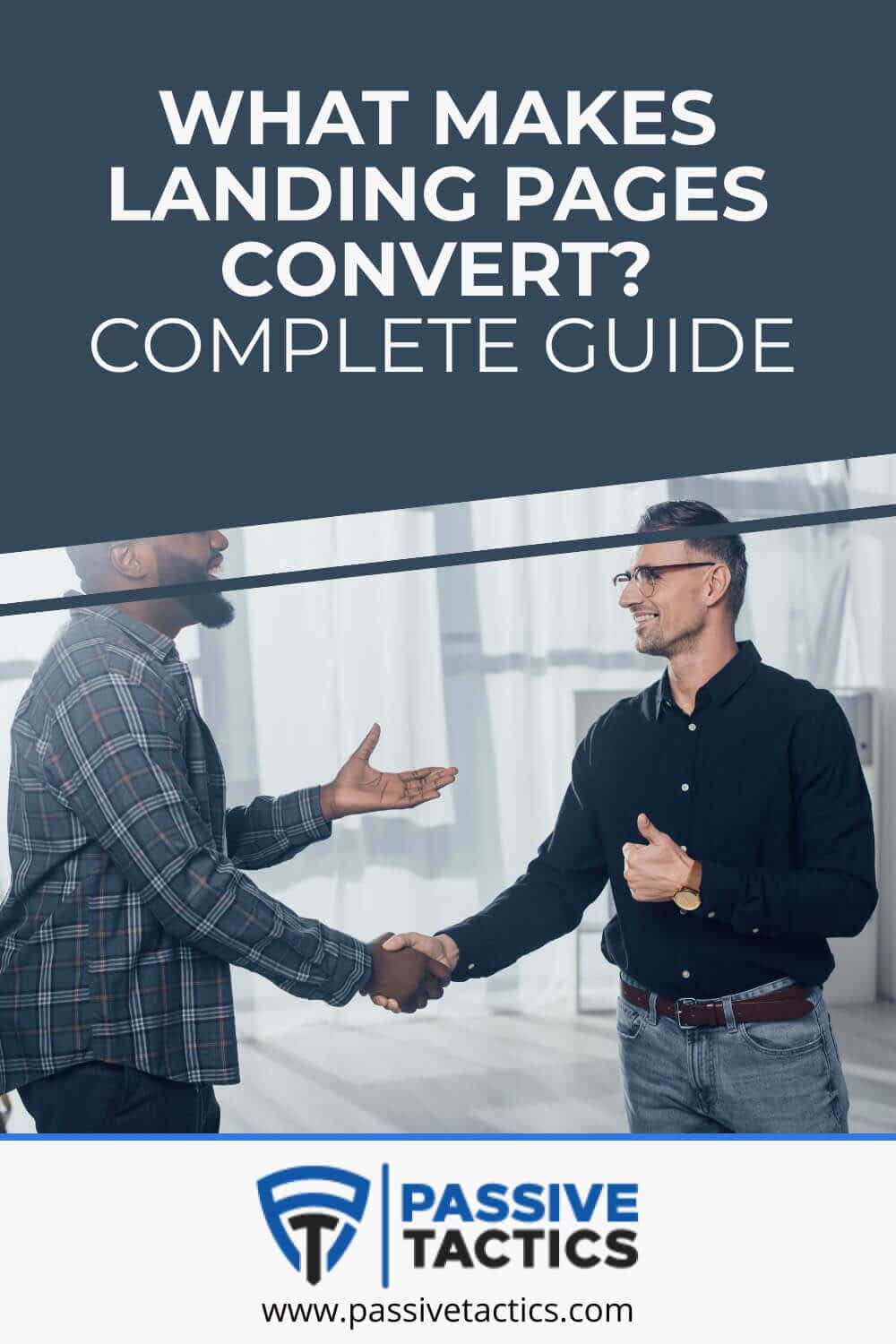 What Makes Landing Pages Convert? Complete Guide