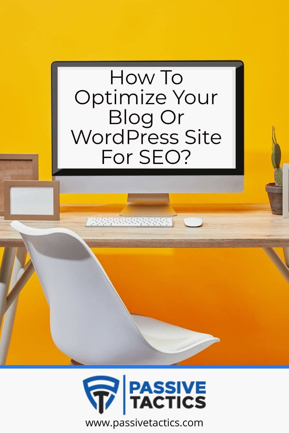 How to optimize your blog or WordPress site for SEO!