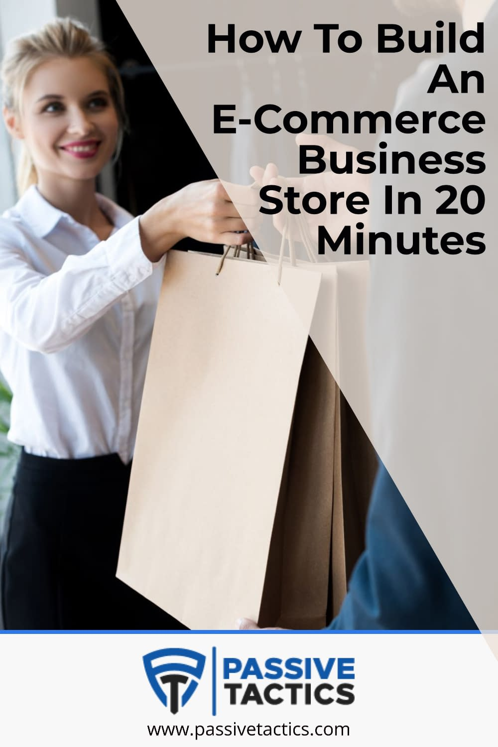 How To Build An E-commerce Website In 20 Minutes