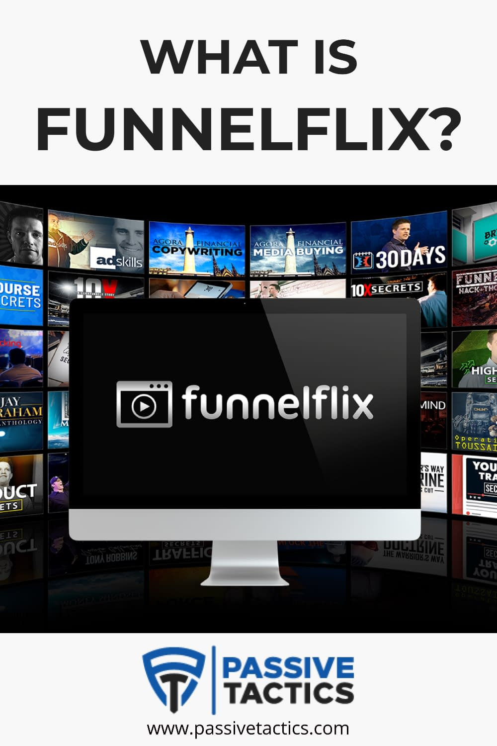 Funnelflix Review: Courses to Help You Create Better Funnels!