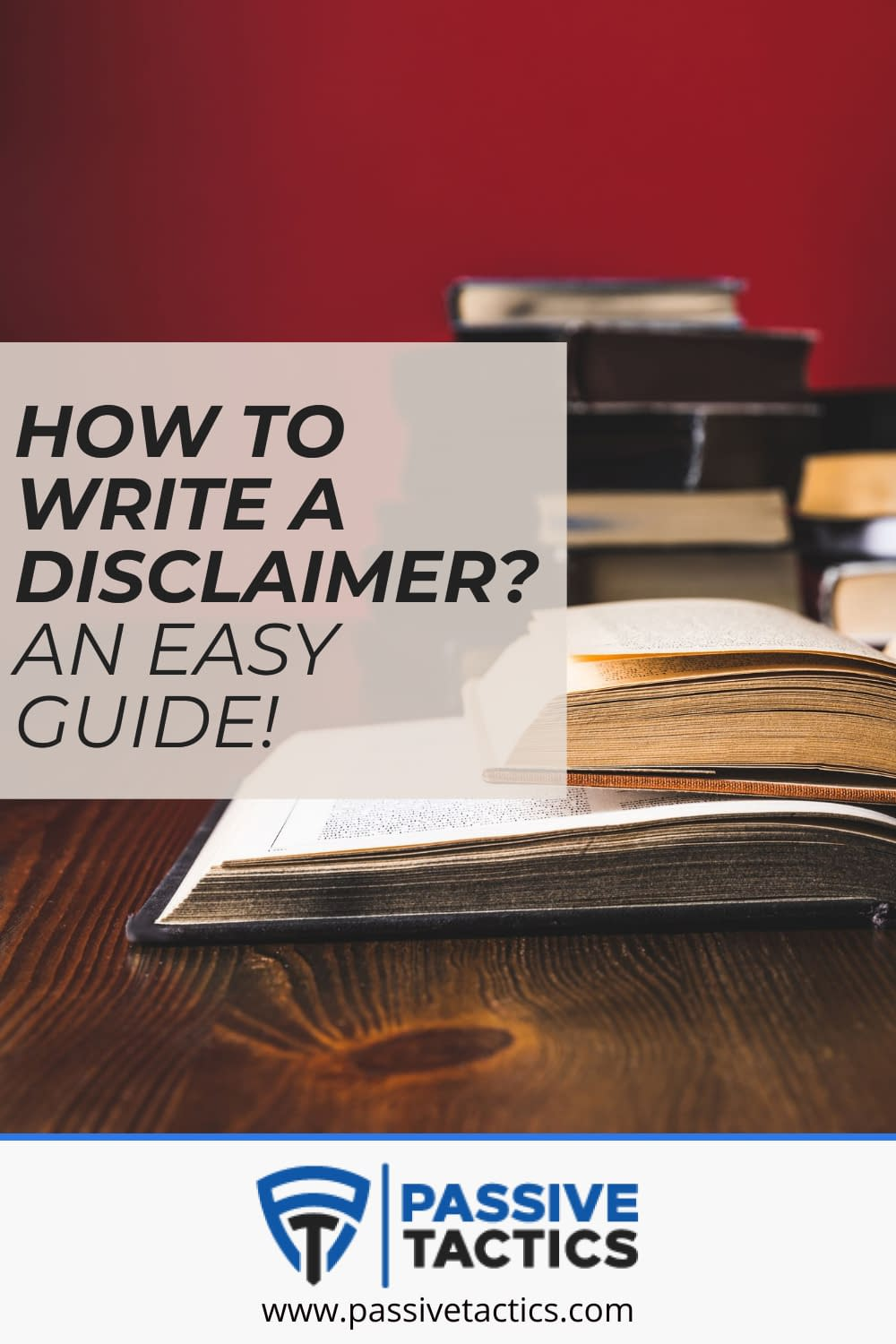 How To Write A Disclaimer? An Easy Guide!