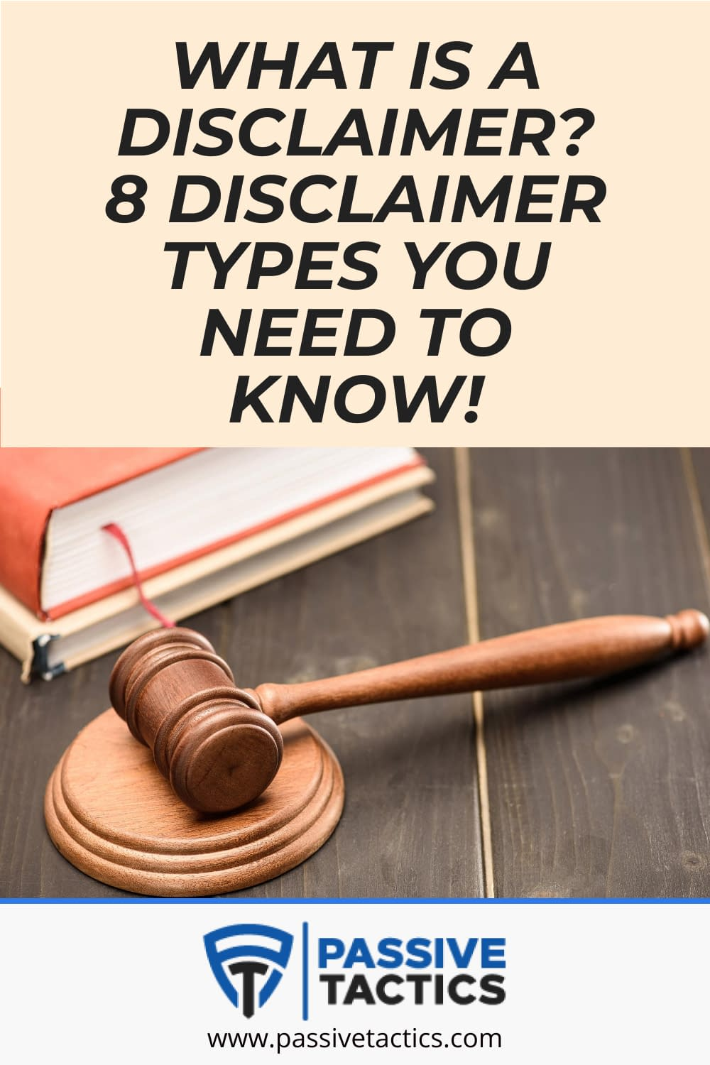 What Is A Disclaimer? 8 Types You Need To Know!
