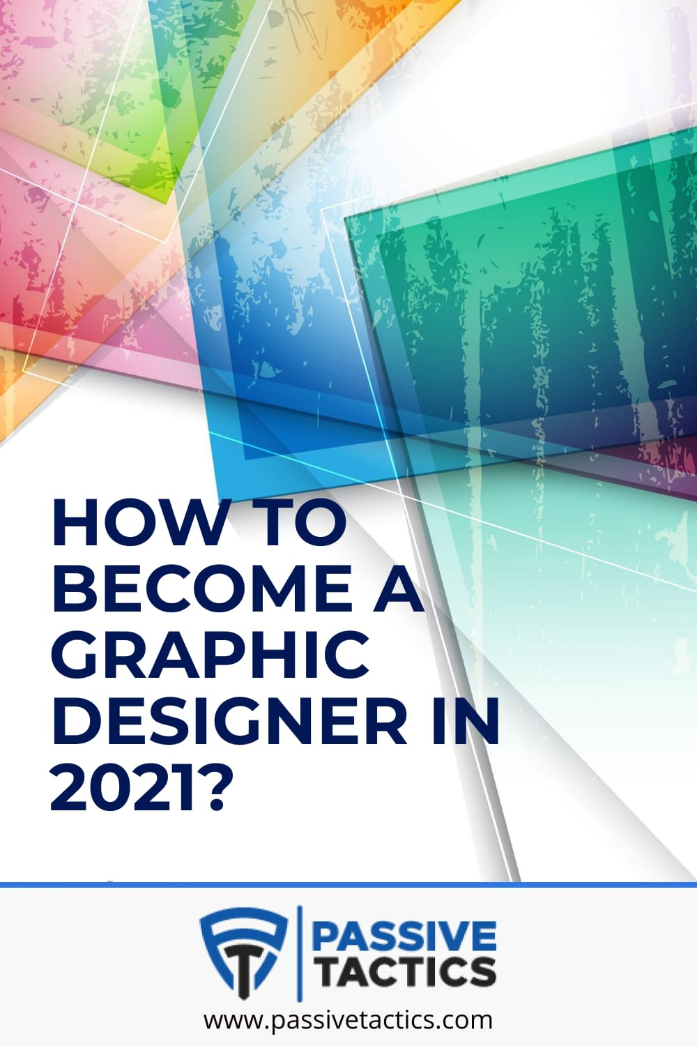 How To Become A Graphic Designer In 8 Steps?