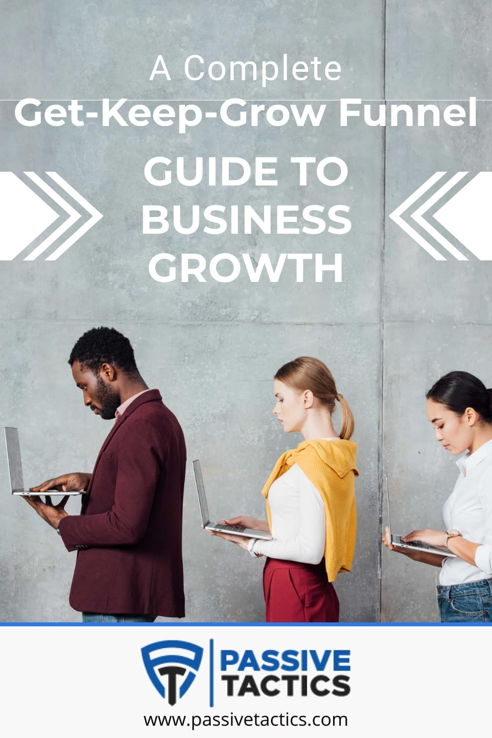 Get, Keep & Grow Funnel: A Guide To Business Growth!