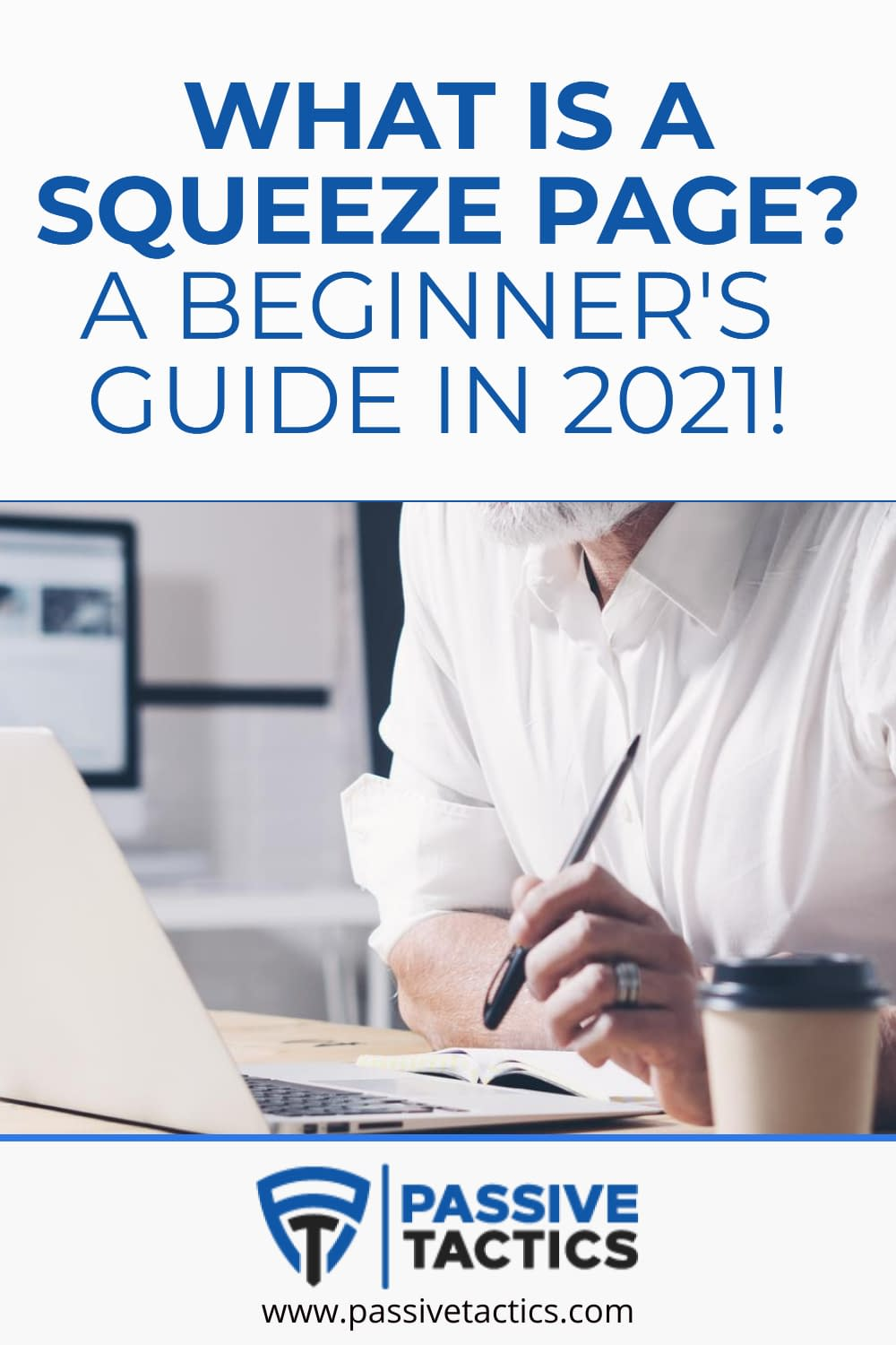 What Is A Squeeze Page? A Beginner\'s Guide In 2021!